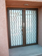 входные двери с покрытием пвх