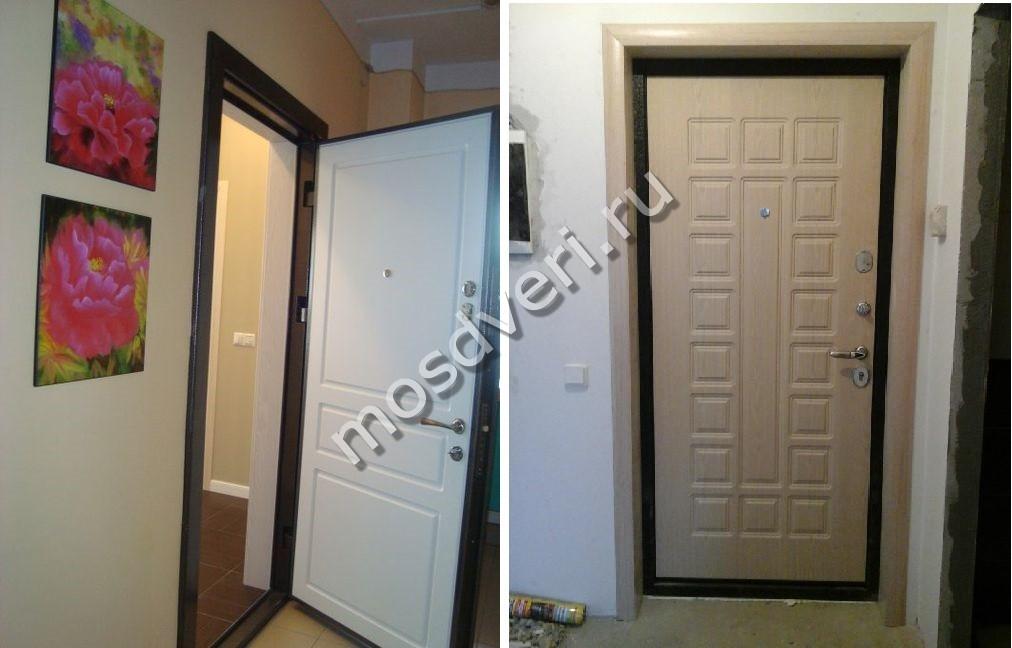 Какую лучше купить входную дверь в квартиру