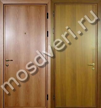 входная двустворчатая дверь в квартиру цена
