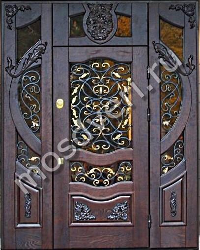 двери эксклюзивные металлические