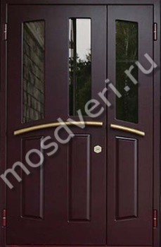 купить дверь входную двустворчатую в москве