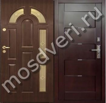 популярные входная квартирная дверь массив москве