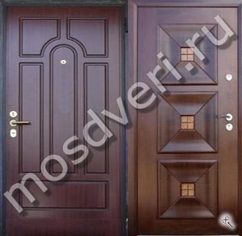 двери входные обычные