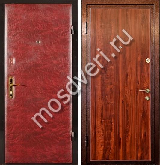 металлические квартирные двери в москве купить