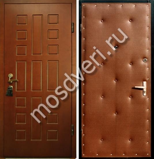 купить входную дверь с шумоизоляцией в москве недорого с установкой
