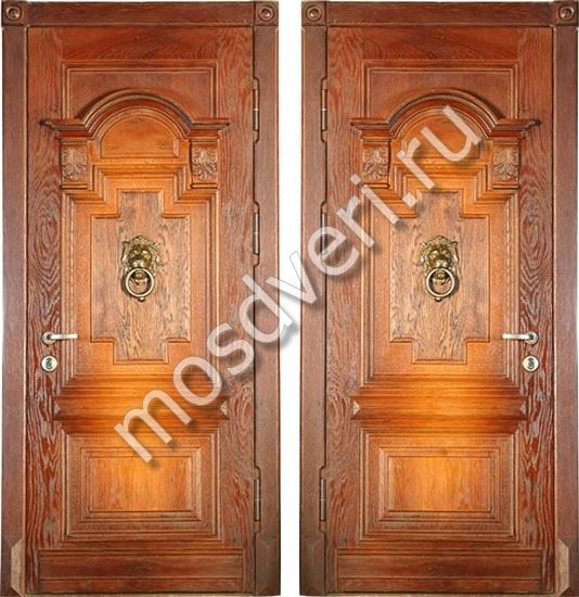 элитные двери входные из массива входные с резьбой