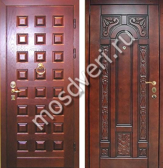 стальные двери массив от производителя