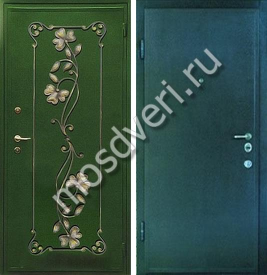 образцы ковка входные двери