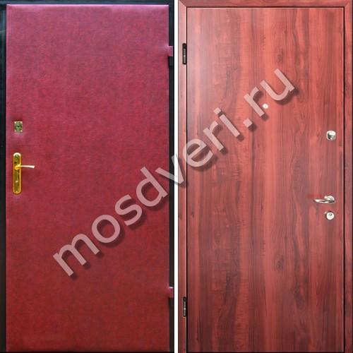 стальные двери технические недорогие