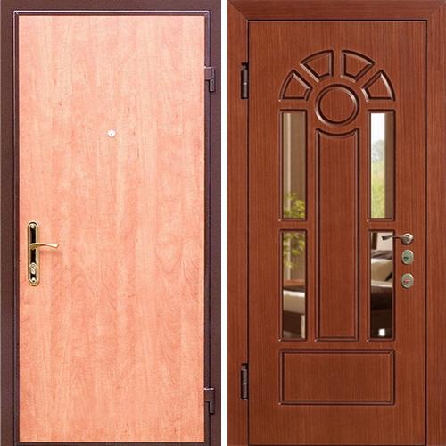 стальные двери от производителя установка москва сао