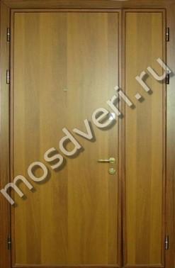 металлические двери тамбурные эконом класса клин
