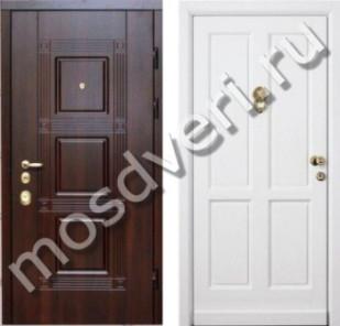 металлические двери высота 2200