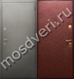 стальные двери в московской щербинке